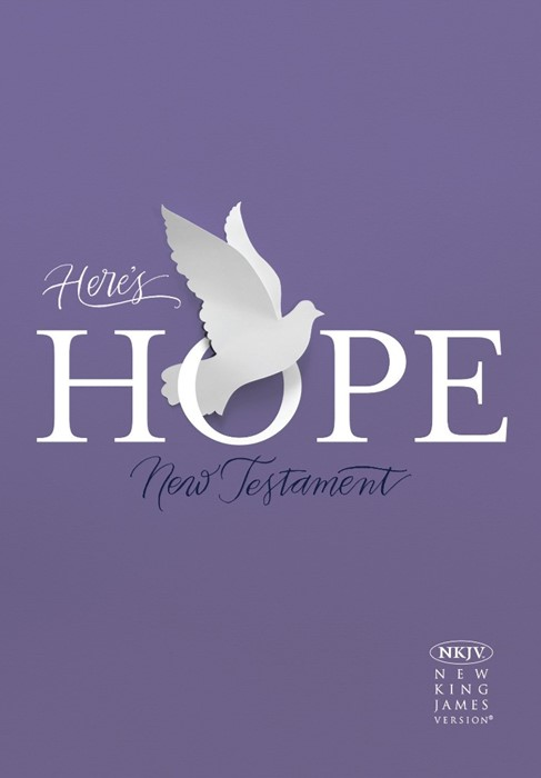 NKJV Here's Hope New Testament (Paper Back)