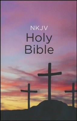 NKJV: Value Outreach Bible, Paperback (Paper Back)