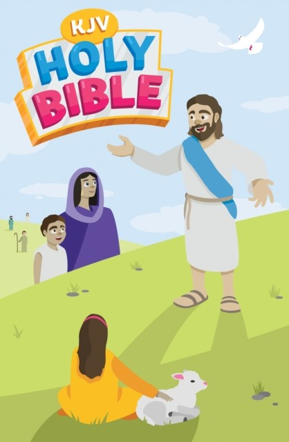 KJV Kids Outreach Bible (Paper Back)