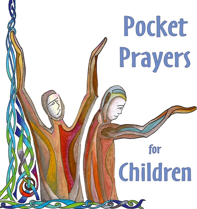 Pocket Prayers For Children (Booklet)