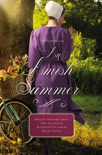 An Amish Summer (Paper Back)