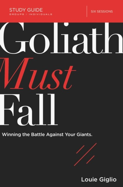 Goliath Must Fall: Study Guide (Paperback)