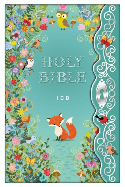 The ICB Blessed Garden Bible (Hard Cover)