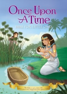 Once Upon A Time Bible For Little Ones (Board Book)