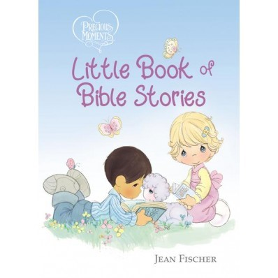 Precious Moments Little Book Of Bible Stories (Board Book)