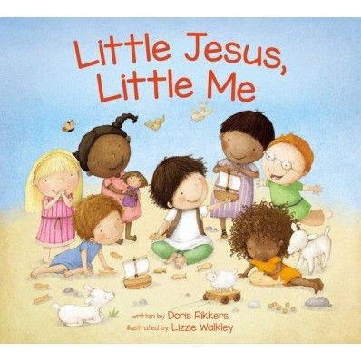 Little Jesus, Little Me (Hard Cover)