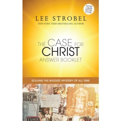 The Case For Christ Answer Booklet (Paperback)