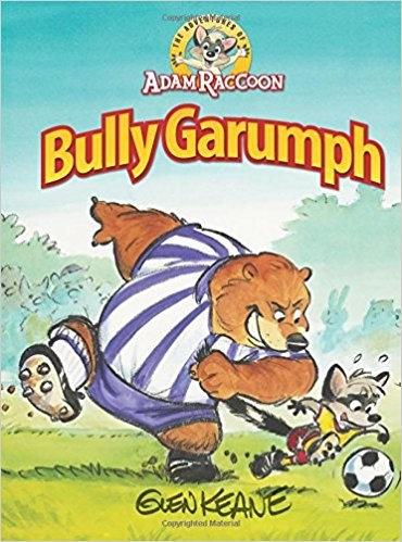 Bully Garumph (Hard Cover)