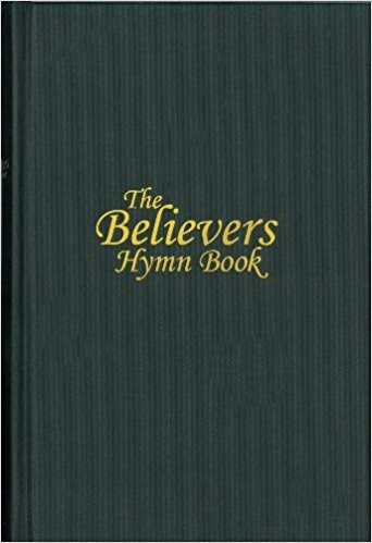 Believer's Hymn Book Music Edition HB (Hard Cover)