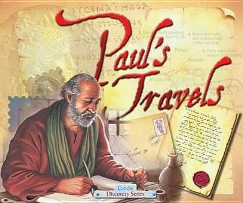 Paul'S Travels (Hard Cover)