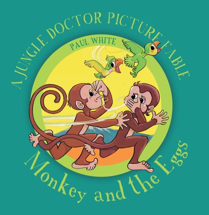 Monkey And The Eggs (Paper Back)