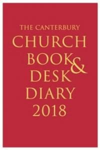 The Canterbury Church Book & Desk Diary 2018 (Hard Cover)