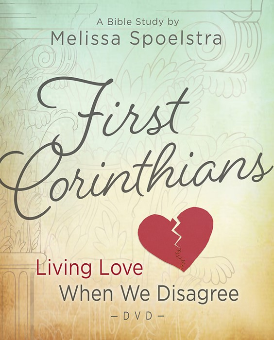 First Corinthians - Women's Bible Study DVD (DVD)