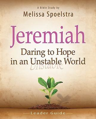 Jeremiah - Women's Bible Study Leader Guide (Paperback)