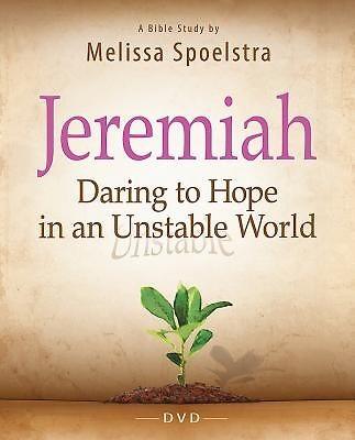 Jeremiah - Women's Bible Study DVD (DVD)