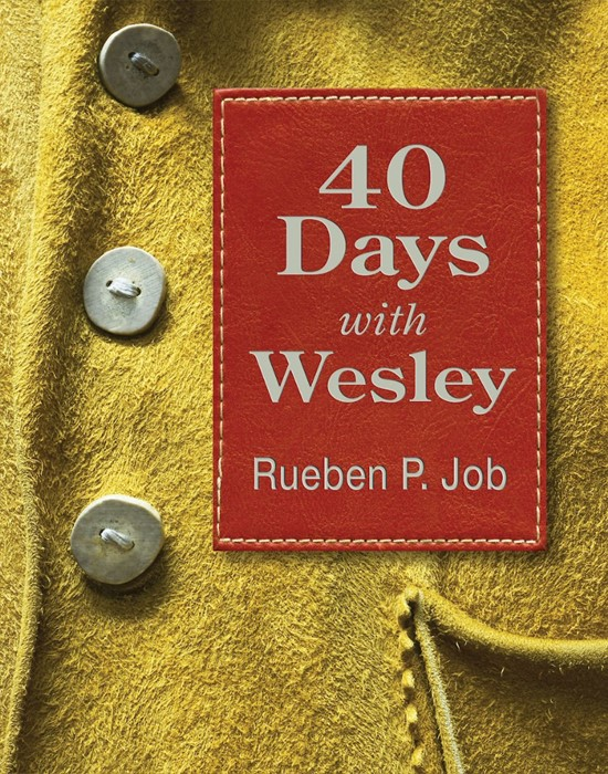 40 Days with Wesley (Paper Back)