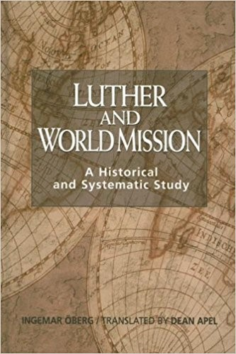 Luther and World Mission (Hard Cover)