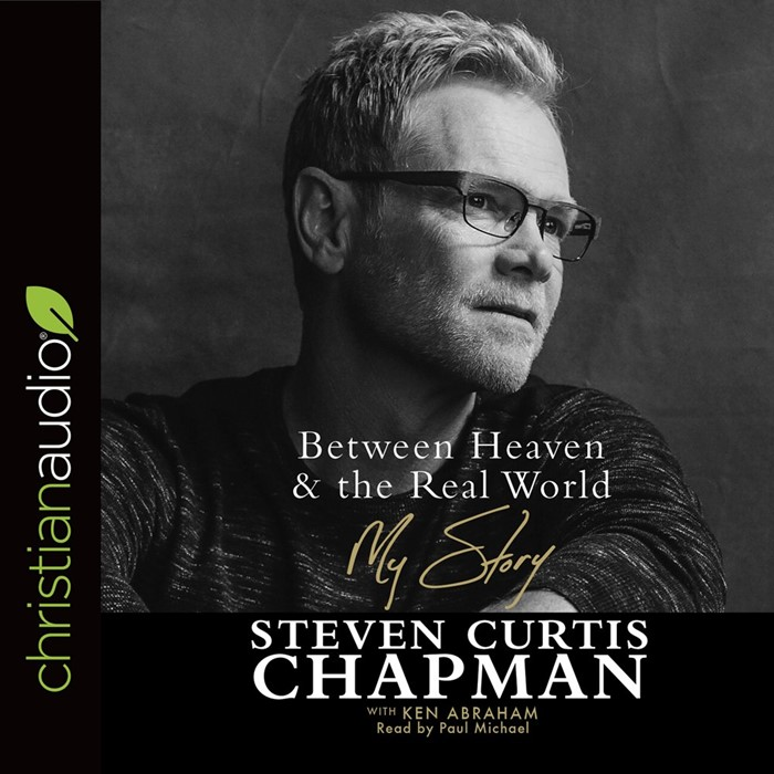 Between Heaven And The Real World Audio Book (CD- Audio)