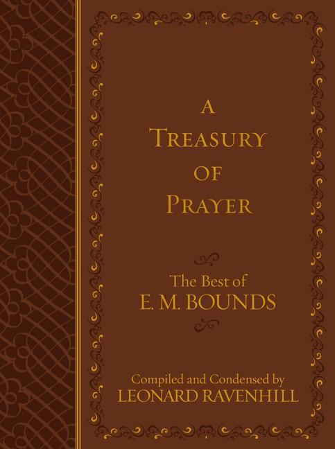 Treasury Of Prayer, A (Imitation Leather)
