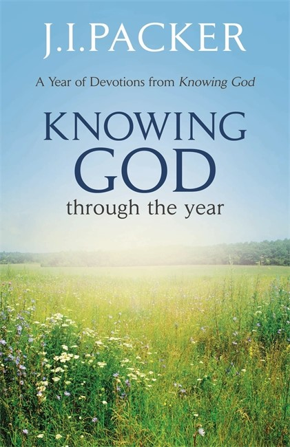 Knowing God Through the Year (Paperback)