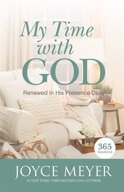 My Time with God (Hard Cover)