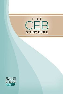 CEB Study Bible (Hard Cover)