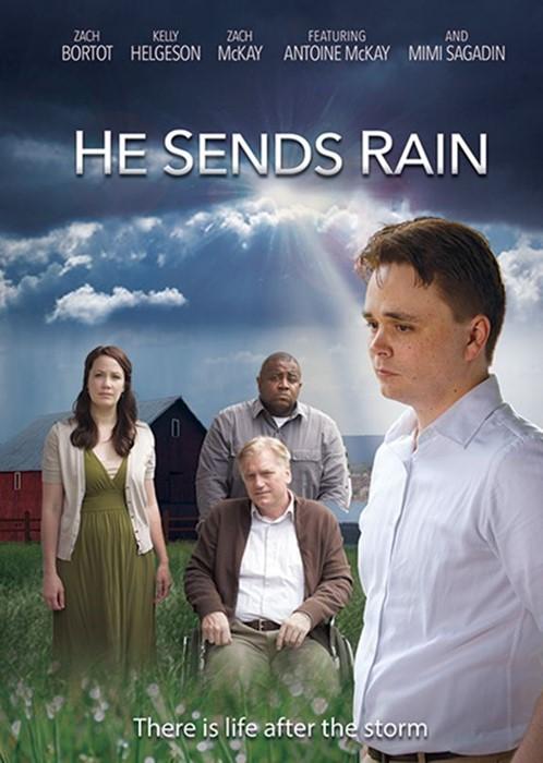 He Sends Rain: DVD (DVD)