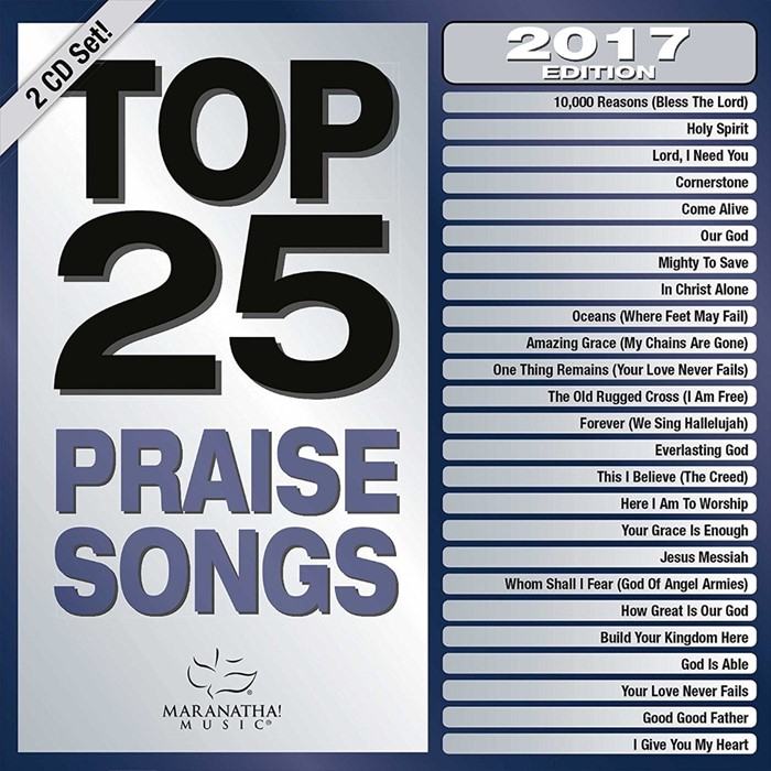 Top 25 Praise Songs 2017: CD (CD- Audio)