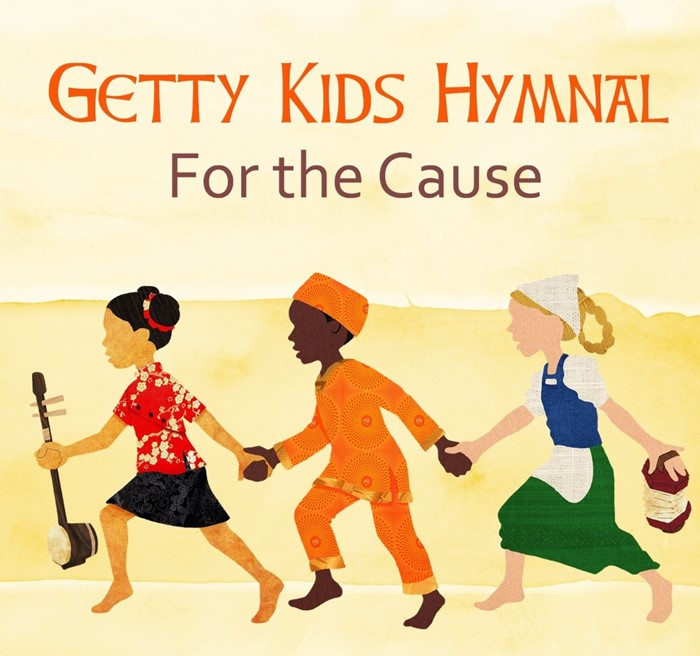 Getty Kid's Hymnal - For The Cause: CD (CD- Audio)