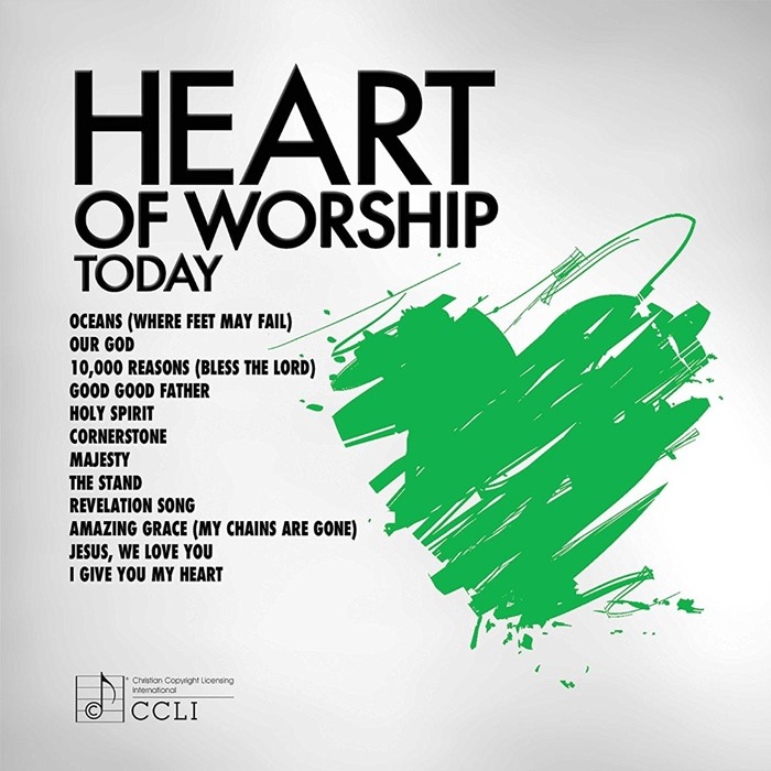 Heart Of Worship - Today: CD (CD- Audio)