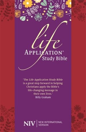 NIV Life Application Study Bible Soft-Tone (Anglicised) (Imitation Leather)