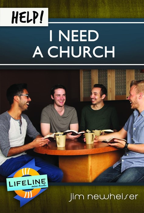 Help! I Need a Church (Booklet)