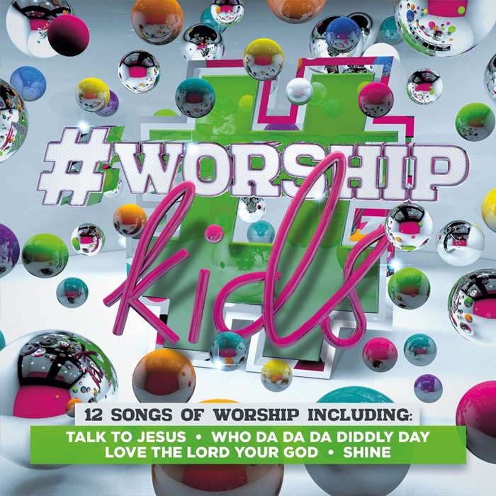 #Worship Kids (CD- Audio)