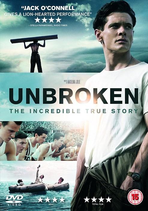Unbroken DVD...