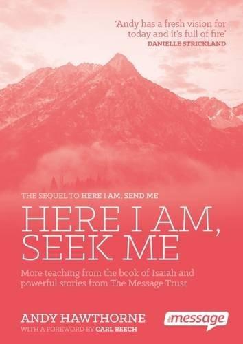 Here I Am, Seek Me (Paperback)