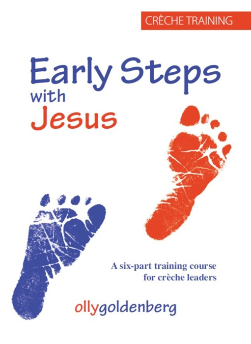 Early Steps With Jesus DVD And Booklet (Mixed Media Product)