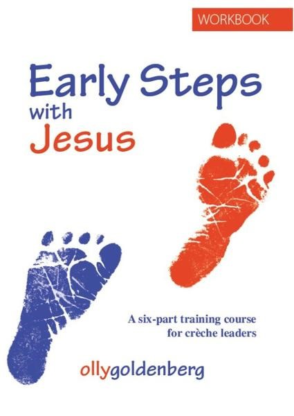 Early Steps With Jesus Booklet (Paper Back)