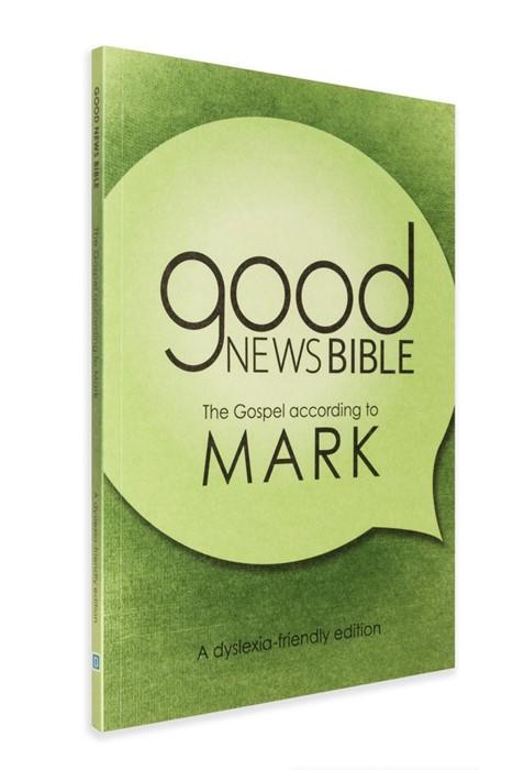 GNB Dyslexia-Friendly Gospel of Mark
