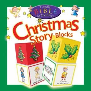 Candle Bible For Toddlers Christmas Story Blocks (Novelty Book)