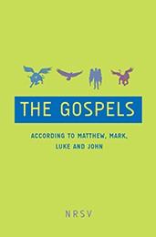 NRSV Gospels Pocket Edition Paperback (Paper Back)