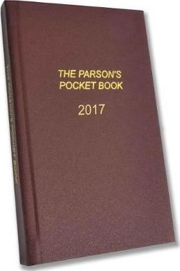 The Parson's Pocket Book 2018 (Hard Cover)