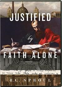 Justified by Faith Alone DVD (DVD)