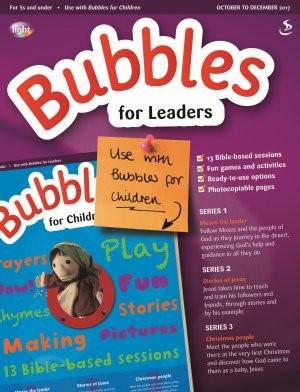 Bubbles Leaders Oct-Dec 2017 (Paper Back)
