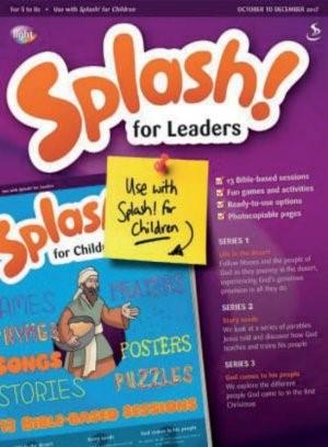 Splash Leaders Oct-Dec 2017 (Paper Back)