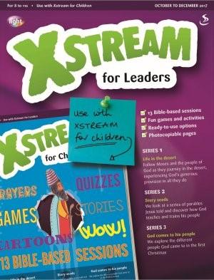 Xstream Leaders Oct-Dec 2017 (Paper Back)