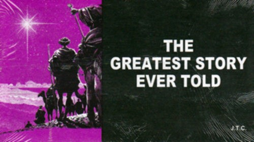 Tracts: Greatest Story Ever Told, The (Pack of 25) (Tracts)