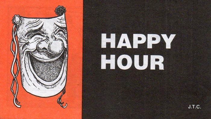 Tracts: Happy Hour (Pack of 25) (Tracts)