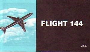 Tracts: Flight 144 (Pack of 25) (Tracts)
