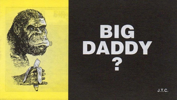 Tracts: Big Daddy? (Pack of 25) (Tracts)