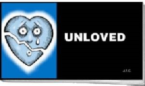 Tracts: Unloved (Pack of 25) (Tracts)